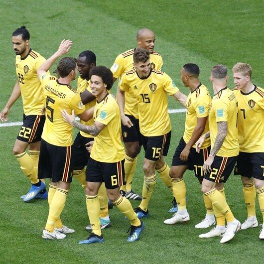 Belçika-İngiltere: 2-0