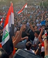 Irak'ın güneyi karıştı