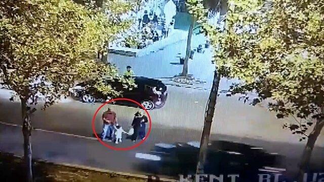 Küçük çocuğu ailesinden bu korkunç kaza ayırdı!