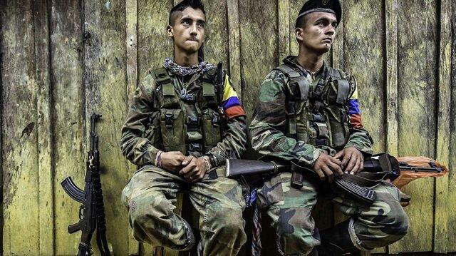FARC, 1993-2012 yılları arasında Kolombiya'da 8 bin 500 kişiyi kaçırmıştı.