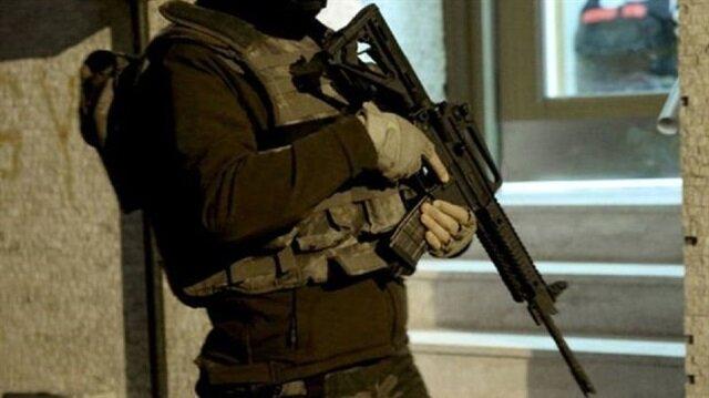 İstanbul'da PKK'lı teröristlere baskın