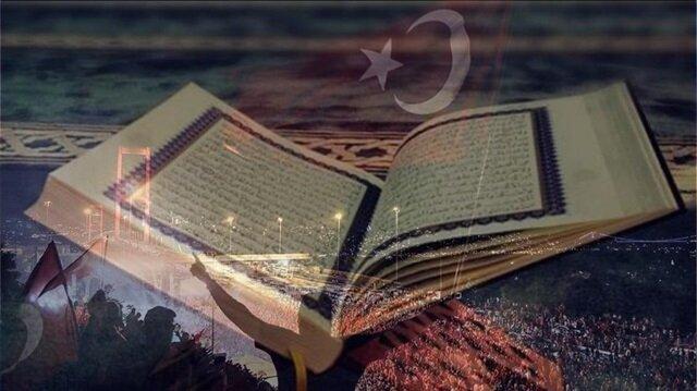 تنظيم مجالس قرآن في 5 مدن كندية بذكرى الانقلاب الفاشل في تركيا