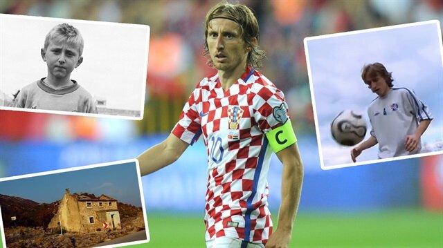 Küçük bir mültecinin 'maestro' olma öyküsü – Luka Modric