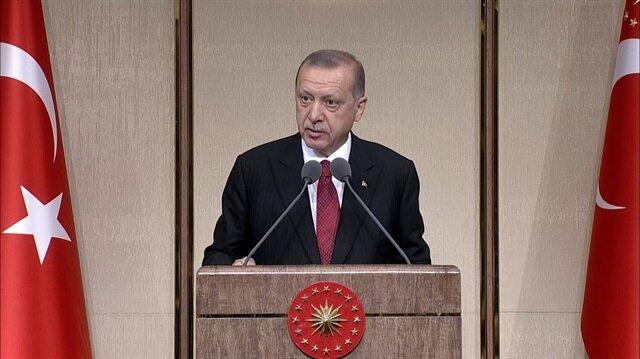 Başkan Erdoğan: Unutturmayacağız!