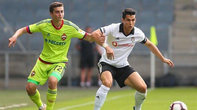 Beşiktaş'a hazırlık maçında şok: 4 gol yediler