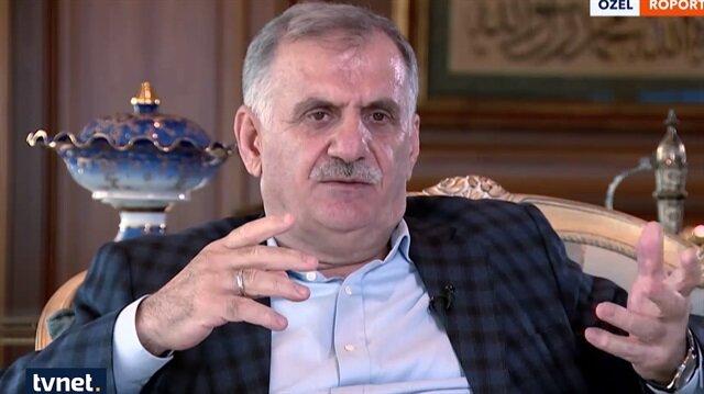 Ahmet Albayrak 15 Temmuz'da yaşadıklarını TVNET'e anlattı