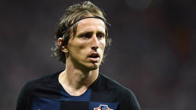 2018 Dünya Kupası'nın en iyi futbolcusu Modric