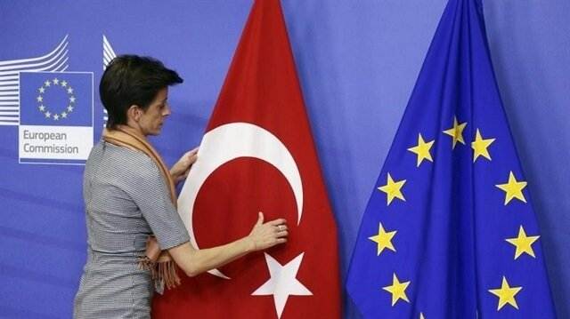 استحداث رئاسة شؤون الاتحاد الأوروبي في الخارجية التركية