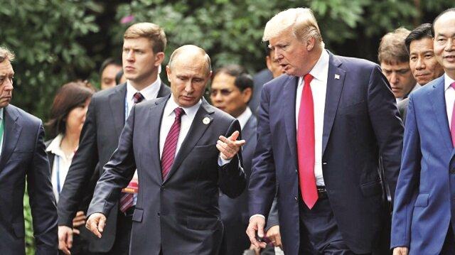 İngiliz Daily Mail gazetesine röportaj veren Trump, Rusya lideri Putin'i kişilik özellikleri hakkında yorum yapabilecek kadar iyi tanımadığını fakat onunla iyi geçinmeyi umduğunu söyledi.