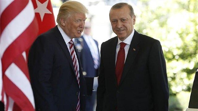 مباحثات هاتفية بين الرئيسين أردوغان وترامب