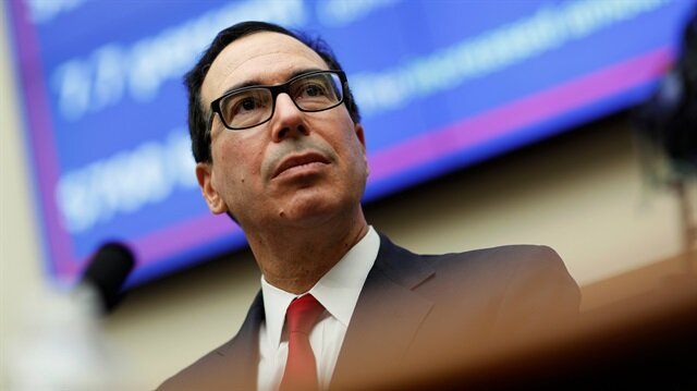 US will consider some waivers on Iran sanctions: US Treasury Secretary