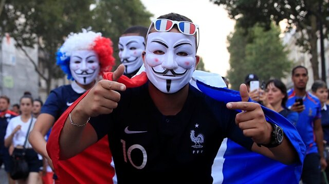Two die in France during World Cup celebrations