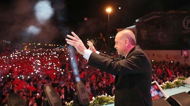 Başkan Erdoğan: Şehitlerimize seslenmek istiyorum