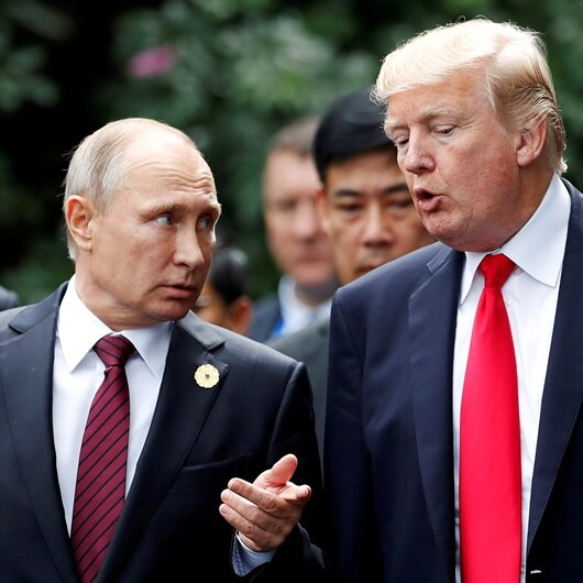 Trump: Ticaret konusunda AB'nin düşman olduğunu düşünüyorum