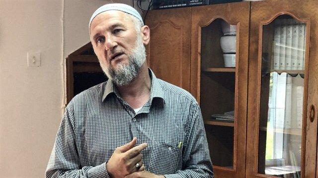 Esenler Mahallesi'ndeki caminin 22 yıllık imamı Faruk Açıkgöz, sala okuduğu gerekçesiyle saldırıya uğradı.
