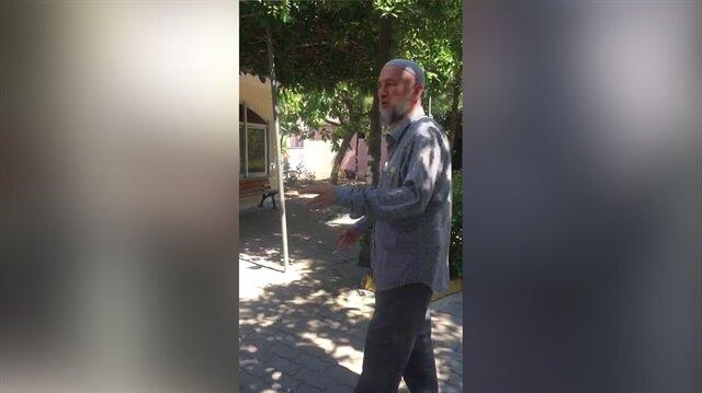 15 Temmuz'da sala okudu diye saldırıya uğrayan imam o anları anlattı
