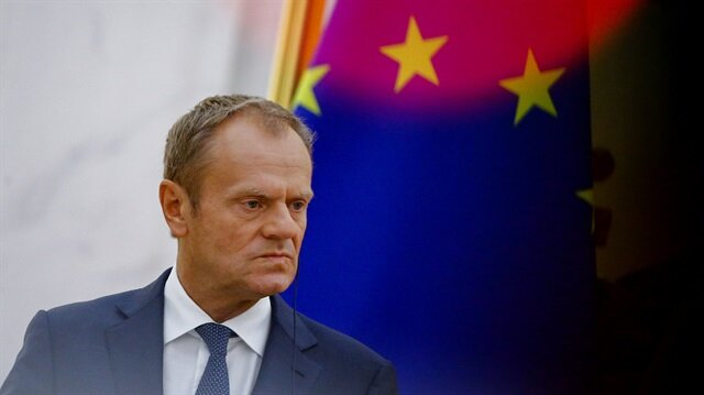 EU's Tusk calls on China, US, Russia not to start trade wars