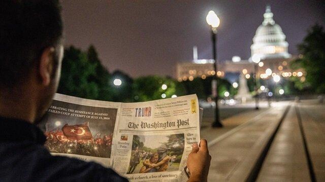 واشنطن بوست تخرج عن صمتها وتحذّر قراءها من منظمة غولن