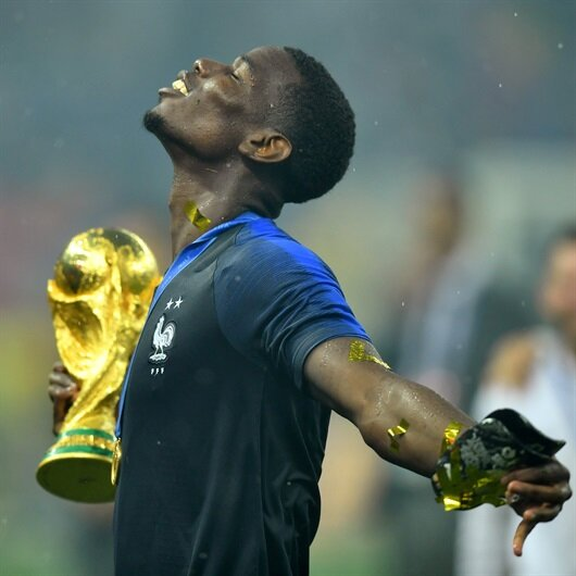 Paul Pogba'dan duygusal açıklama