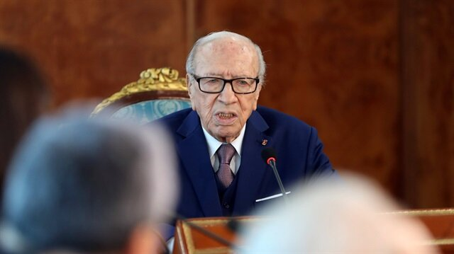 Tunisia's president says PM should quit if crisis continues
