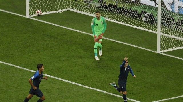 Dünya Kupası finalinde Ankaragücü detayı