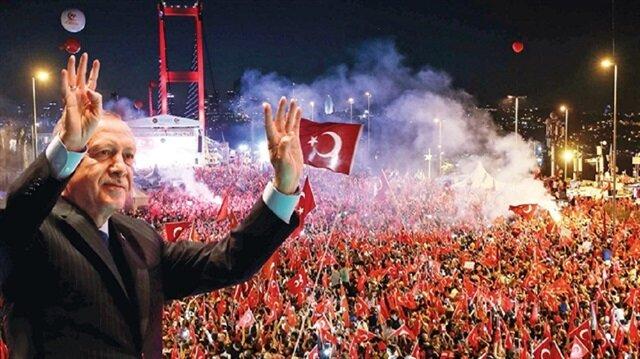 أردوغان: لا يوجد قوة في العالم تستطيع إيقاف تركيا