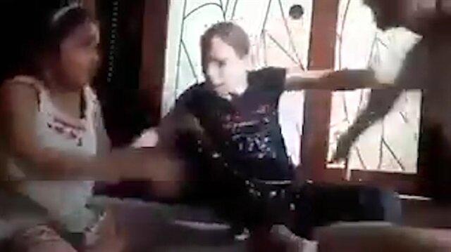İsrail gerçeği: Gazzeli çocukların acı görüntüsü