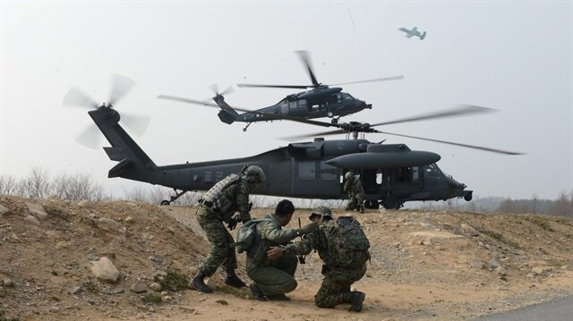 Image result for South Korean military helicopter crash kills five, injures one