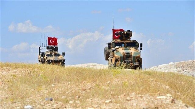 القوات التركية تسيّر الدورية الـ15 في