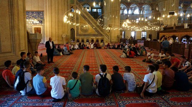Students from Greece to study Quran in Turkey's Edirne