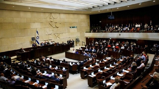 Israel Knesset bans peace NGOs from addressing students