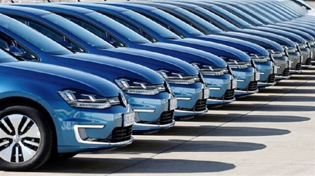 European demand for passenger cars up 2.9 pct in H1