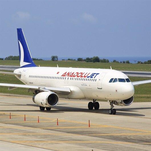 AnadoluJet'in büyük kış uçak bileti kampanyası başladı