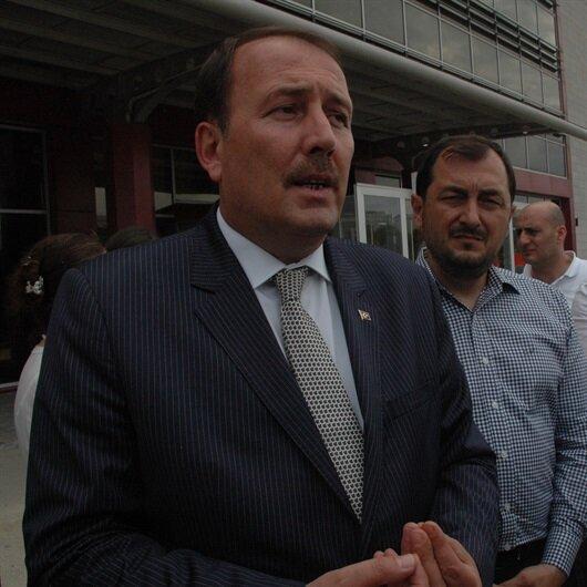 Karacan: Devletin şefkatli eli kazazedelerimizin üzerindedir