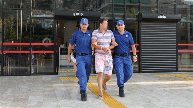 Antalya'da turist cinayeti: 1 kişi tutuklandı