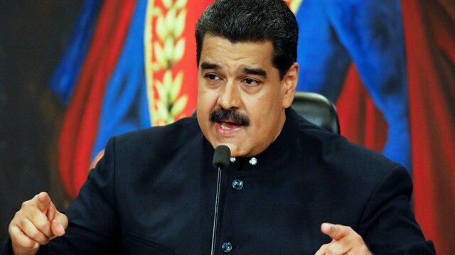 Maduro: Dünya Kupasını aslında Afrika kazandı