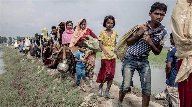 Arakanlılar Myanmar'a 'vatandaş' olarak dönmek istiyor