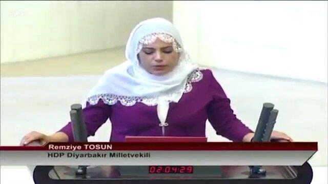 Eren Bülbül'ün katili olan teröristin cenazesine giden HDP'li vekil!