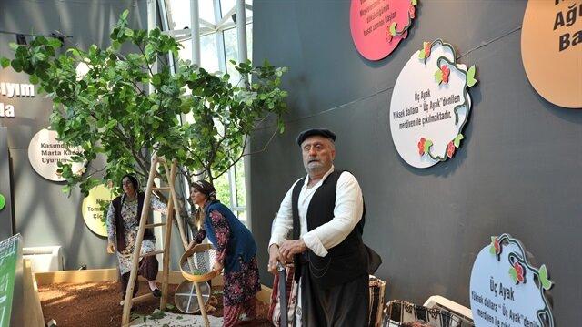 """متحف لـ""""الفستق"""" في عنتاب التركية.. الأول من نوعه حول العالم"""