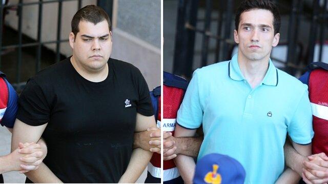 Edirne'de askeri bölgede  yakalanan iki Yunan askerinin tutukluluğu devam edecek.