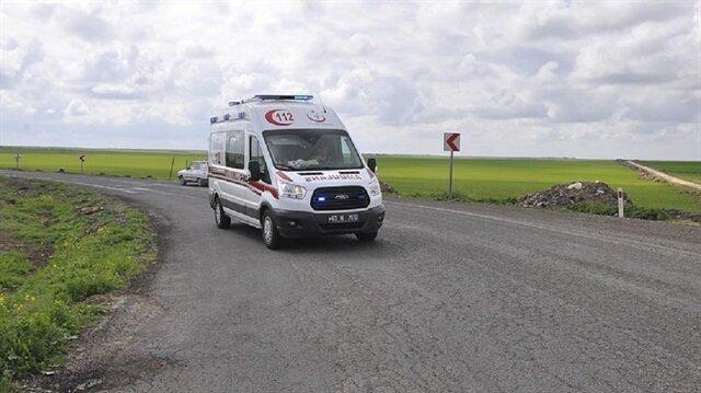 استشهاد شرطي تركي متأثرًا بجراح أصيب بها