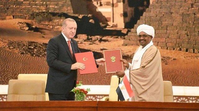 ما هو الشيء الذي وعد به أردوغان السودان وتمّ تنفيذه اليوم؟