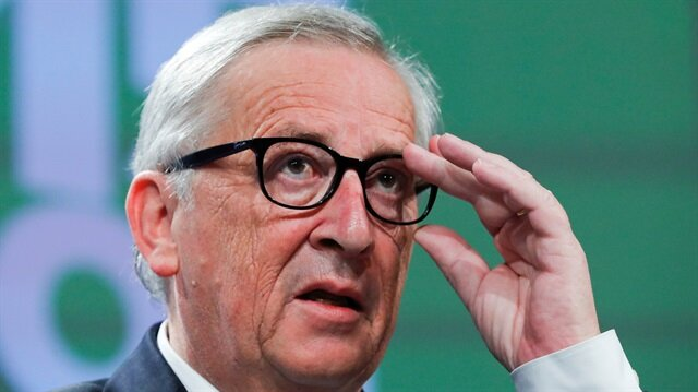 EU's Juncker demands 'respect' after drink question on health
