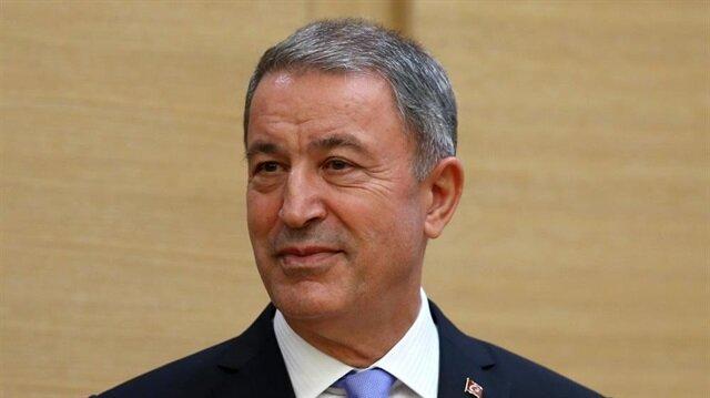 Milli Savunma Bakanı Akar: Bedelli hayırlı olsun