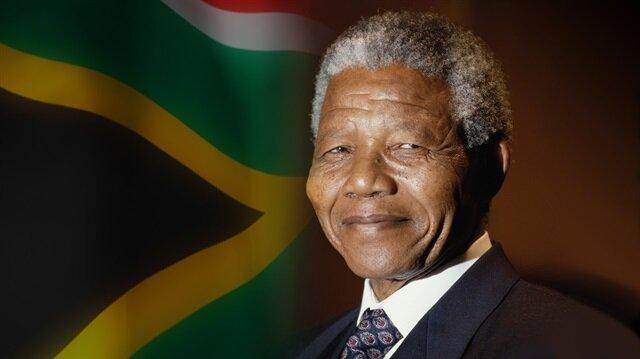 Güney Afrika'nın efsanevi lideri: Nelson Mandela