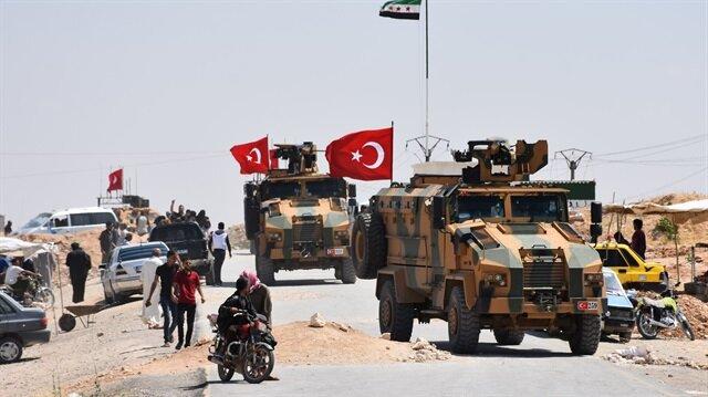 Turkish military neutralizes six terrorists