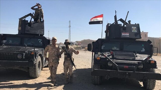 Iraqi army vows to show restraint in dealing with demos