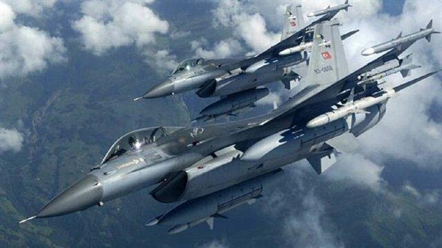 تحييد 6 إرهابيين في غارات جنوب شرقي تركيا وشمالي العراق