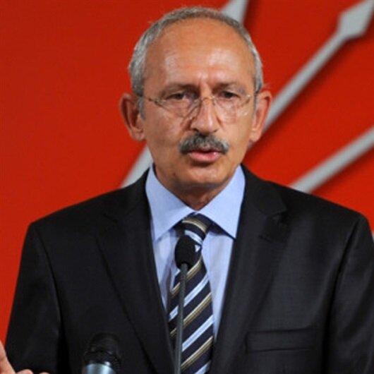 CHP'de seçim istifası