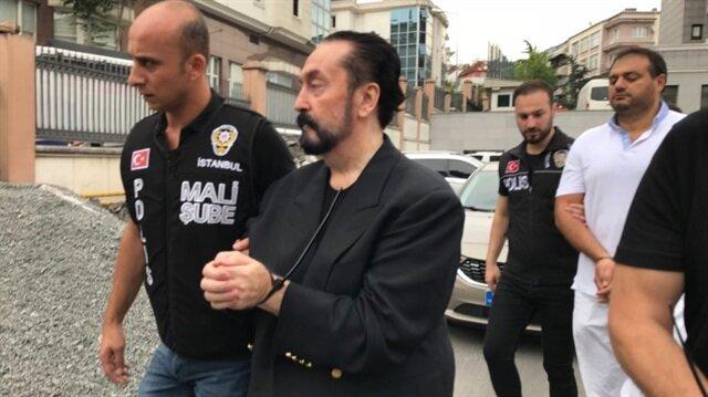 Adnan Oktar hakkında tutuklama talebi